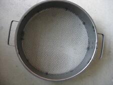 SETACCIO LAMIERA  30 CM FORO 2x2 mm