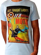 Not Tonight Ladies Its MOTD Playing 11 Football Premier League Blue Mens T-shirt