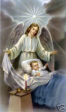 SANTINO HOLY CARD ANGELO CUSTODE n 1