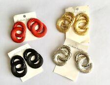 Fashion Metal Drop Dangle Earrings Modern Fashion