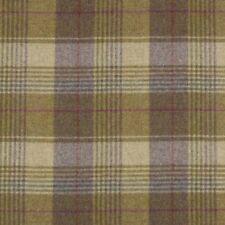 100% Wool Tartan Upholstery Fabrics. Abraham Moon 29 fabrics! HALF, 1/2 Mtrs!