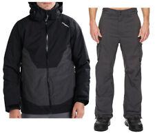 O'Neill Galaxy III Blackout Men's Snowboard Ski Jacket+Exalt Pants Set NEW