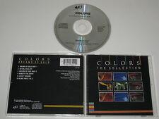 STEVE PARSONS/DREAMS OF GOLD(COLORS JCD 7302) CD ALBUM