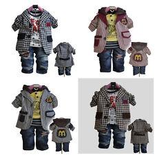 BABY / BAMBINO 3Pz Vestito Set SPORT STYLE TIGER FANCY DRESS SIZE 1-3 anni!