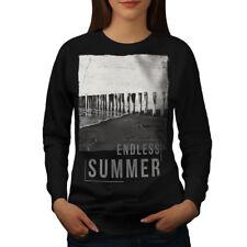 Endless Summer Holiday Women Sweatshirt NEW | Wellcoda