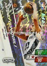 Panini NBA Adrenalyn XL 2011 - Manu Ginobili - Extra