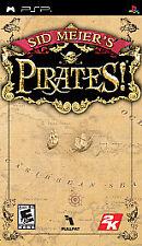Sid Meier's Pirates (Sony PSP, 2007)