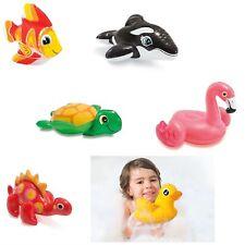 Intex Wasserspieltiere Kinder Spielzeug Badewanne Planschbecken Tiere Badespaß