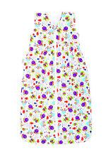 Odenwälder BabyNest Anni cool Jersey Schlafsack CoolMax 1384-1167 Meerestier NEU