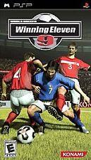 World Soccer Winning Eleven 9 (Sony PSP, 2006)