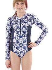 BRUNOTTI maillot de bain tenue plage blau manches longues salties SPF40+