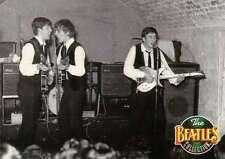 Paul McCartney,John Lennon,George Harrison at Cavern Club - Beatles Trading Card