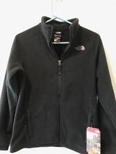 The North Face Boys Mckhumbu Full Zip Jacket Fleece Jacket NWT TNF Black