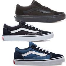 Vans K Old Skool Sneaker Bambini Scarpe da Ginnastica Scarpe Basse con Lacci