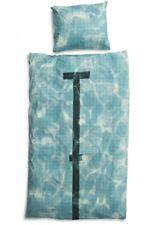 Snurk Bettwäsche Pool Swimmingpool Schwimmbad Baumwolle Fotodruck blau Perkal