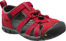 Keen TODDLER SEACAMP II CNX Sandale Trekking Gr. 24-38 red / Gargoyle