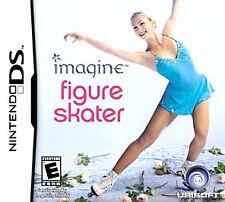 Imagine: Figure Skater  / Ice Skating (Nintendo DS GAME)