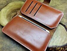 Premio 1ST layer Leather Wallet Flip Case per iPhone 6 6S & 7 regalo eccezionale ST5