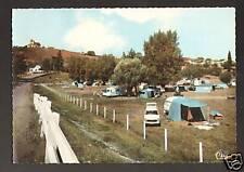 CHATEL-de-NEUVRE (03) CAMPING CITROEN 2CV , PEUGEOT 404 ,403 DAUPHINE , CARAVANE