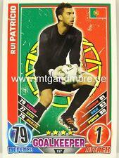 Match Attax Euro EM 2012 - #117 Rui Patricio - Portugal