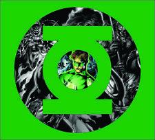 Green Lantern Ring Custom T-Shirt Design By TEEIMP.COM