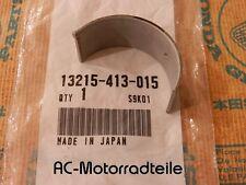 Honda CM 400 450 CMX 450 Pleullagerschale A Schwarz Bearing A Black Con Rod