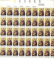 Scott #1579.... (10) Cent.... Christmas....Sheet...50 Stamps