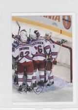2012-13 Panini Album Stickers #8 New York Rangers Team Hockey Card
