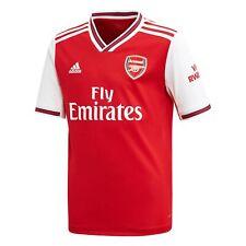 adidas Official Kids Arsenal FC Home Football Shirt Jersey Top 2019-20