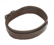 Ovation Brown Leather Garter Strap