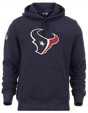 NEW Era Houston Texans NFL On Field Hoody Sweater Hoodie Uomo Mens M L XL Nuovo