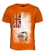 Territorio Antártico Británico Bandera se desvaneció para hombres Camiseta Camiseta Top Camisa de fútbol de regalo