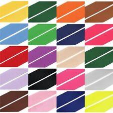 1 m Gummiband 20 mm Gummizug Gummilitze Gummi Hosengummi gewebt viele Farben