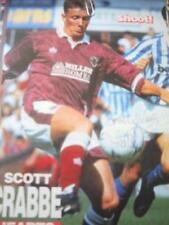 1991/1992 Corazón De Midlothian-Duele, Scott [Home Kit