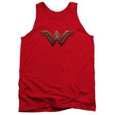 Wonder Woman Movie Logo Adult Tank Top