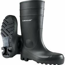 Dunlop Protomastor Unisex Sicurezza Stivali di Gomma Wellington da Nero UK 5 -12