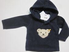 Steiff Fleece Kapuzen Sweater, Steiff Hoodie Gr. 74, 80, 86, 92, 104 NEU