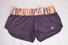 Adidas SPU Short Damen Fitness Short lila