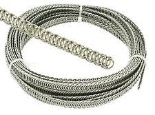 Eloja®  Spiralfedern Korsettstäbe Korsett Stäbe Federbandstahl Meterware