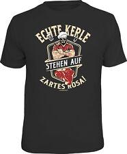 Divertido Hombre Parilla Camiseta - Real Kerle Y FINO ROSA - Regalo Para Hombre