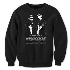 Boon Dock Saints Prayer  Black Crewneck Sweatshirt