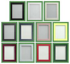 Frame company Jellybean gamme vert moderne en bois image cadres photo support