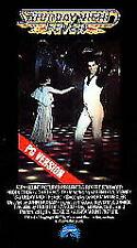 Saturday Night Fever, PG version [VHS]