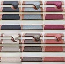 Stufenmatten Monza Rechteckig - versch. Set Varianten & Farben 65x24x3,5cm