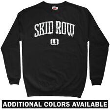 Skid Row LA Los Angeles Sweatshirt Crewneck - CA California Dodgers - Men S-3XL