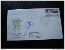 TAAF enveloppe 1er jour 25/12/81 timbre stamp -yvert et tellier aerien n°65 (cy6