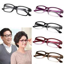 Portable Reading Glasses Gradient Frame Resin Lens Spectacle Presbyopic Eyeglass