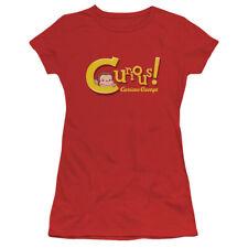 Curious George Curious Juniors Short Sleeve Shirt
