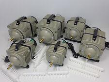 Hailea Serie 328 bis 500 Sauerstoffpumpe Teichbelüfter Luftkompressor Belüfter