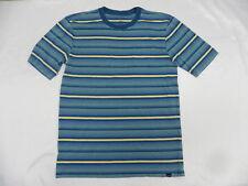 Quiksilver Mata Stripe Pocket Knit Tee Sz Medium SEQYKT03526